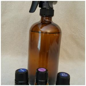 How to make sleep spray with essential oils