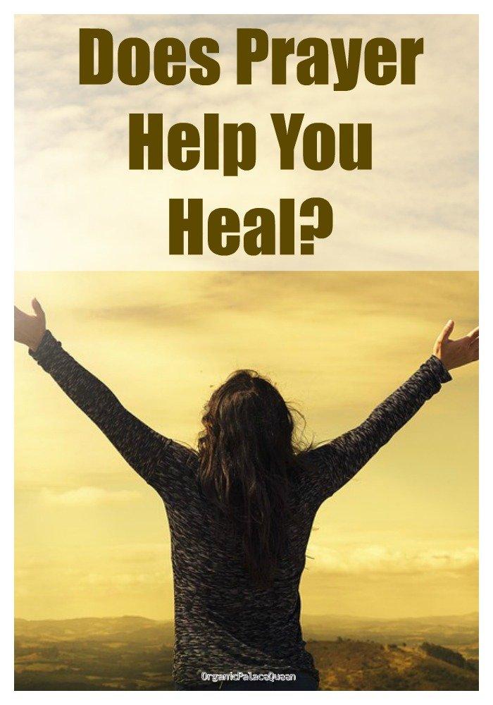 Healing power of prayer studies