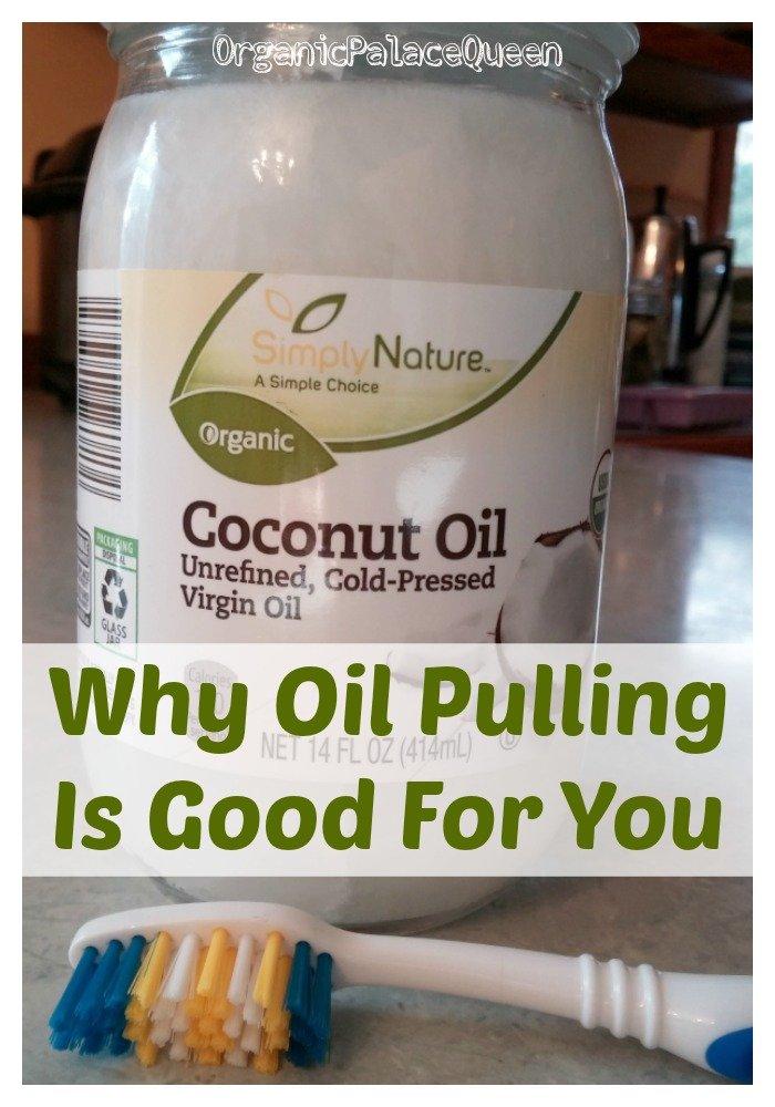 Oil pulling for beginners