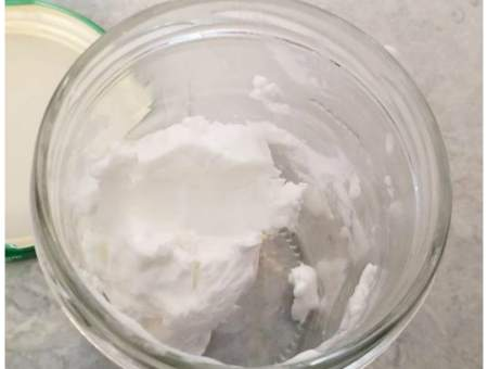 Easy cream recipe for dry itchy skin
