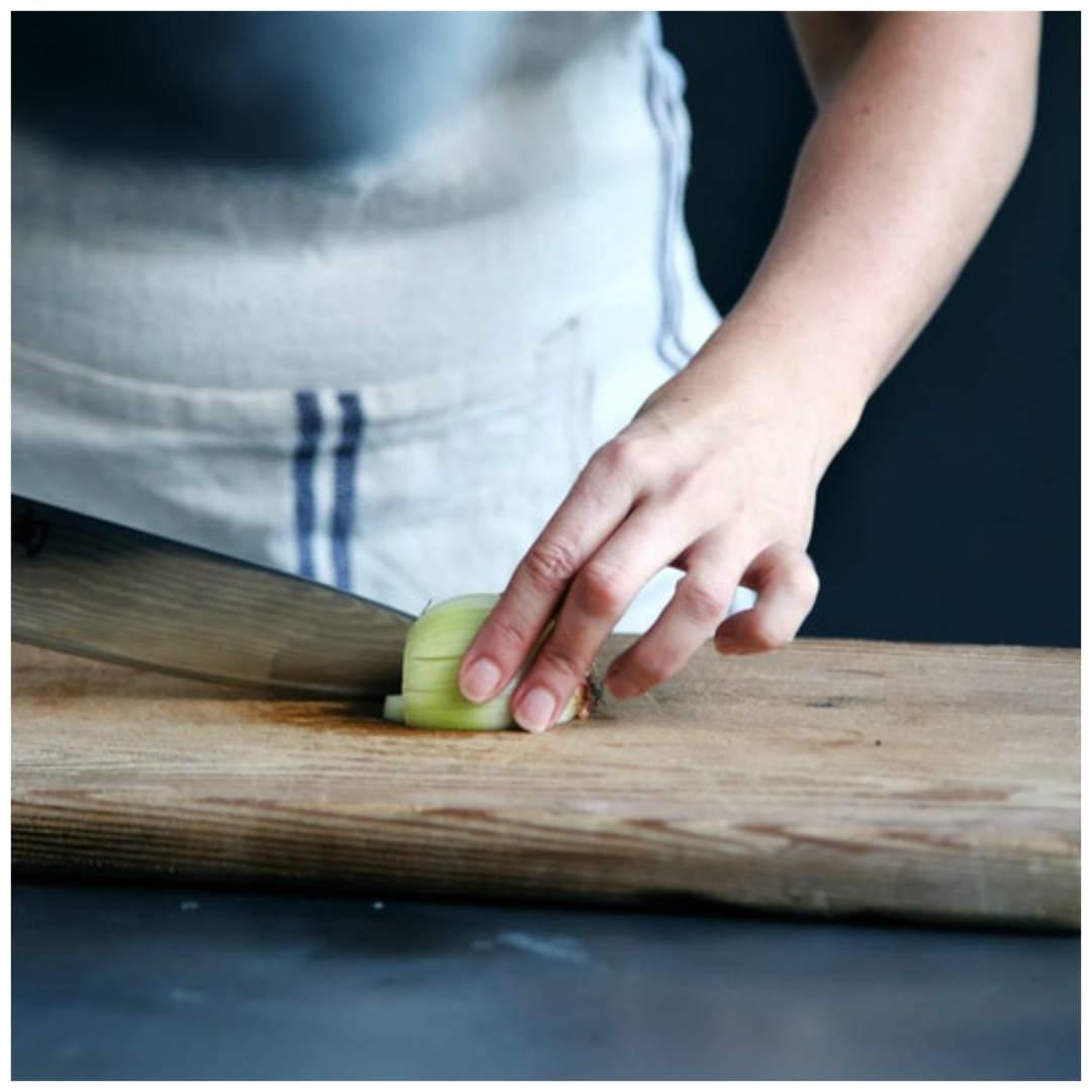Are leftover onions dangerous