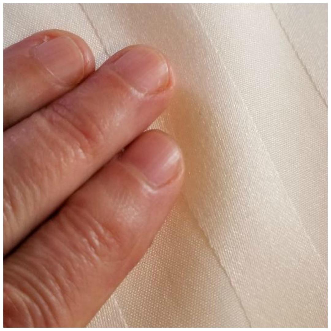 What do nail ridges mean