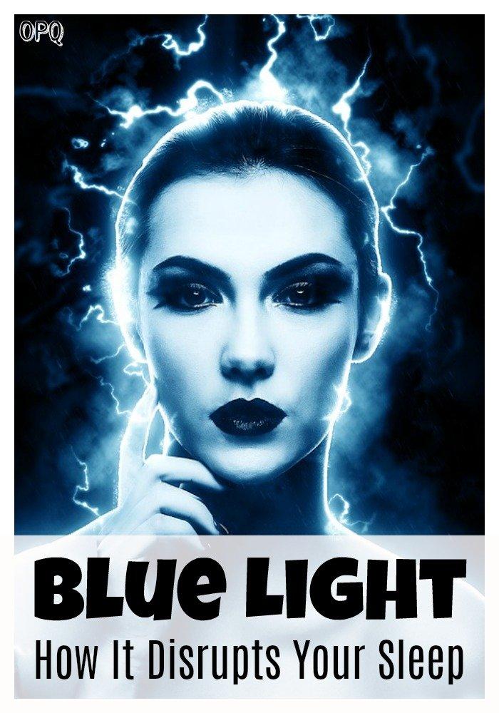 Can blue light keep you awake