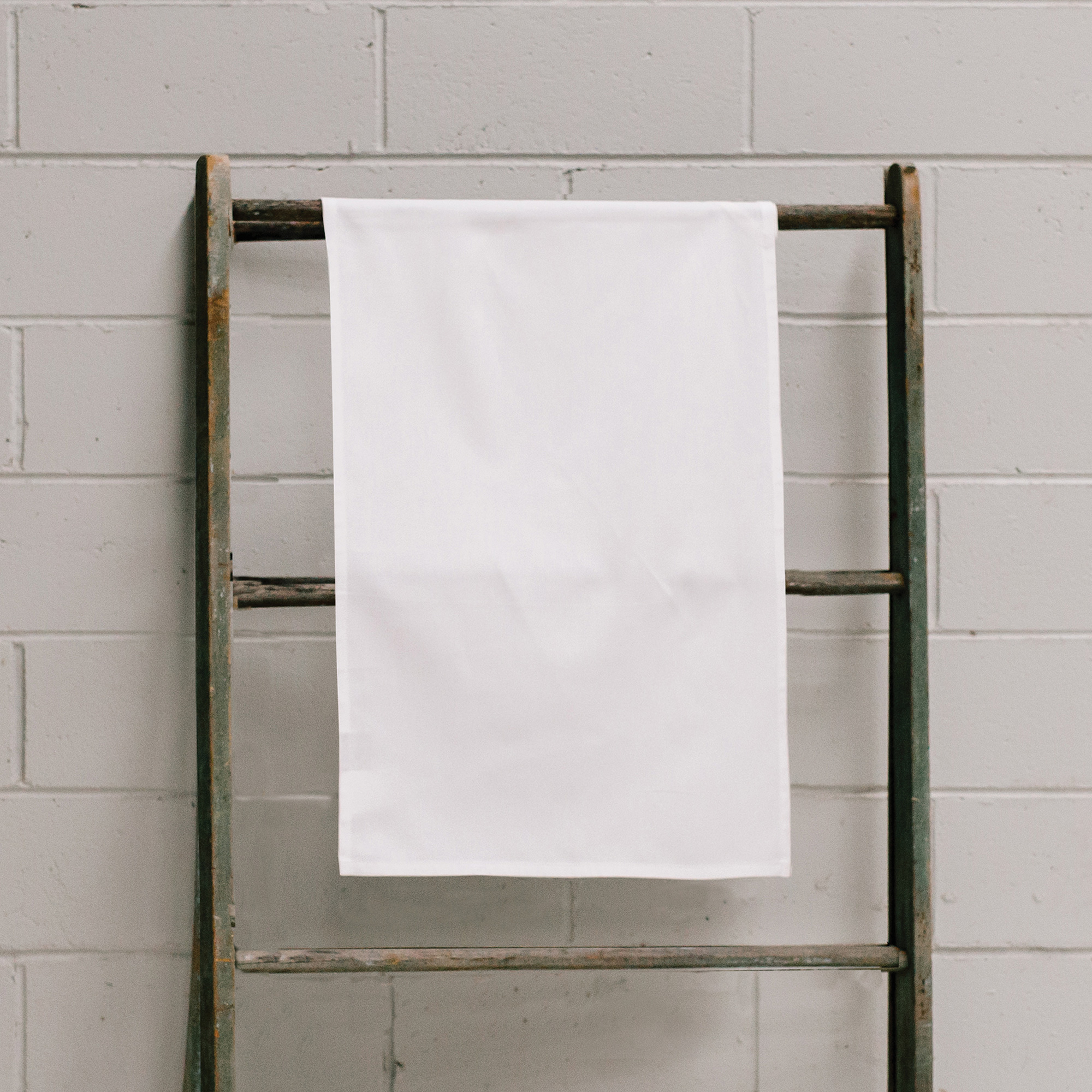 Blank Towel: Blank Tea Towel For Your Design