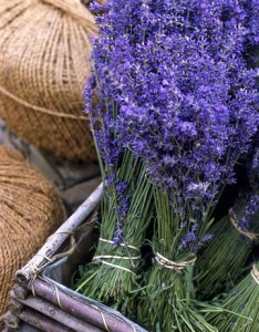 Natural Lavender Dryer Sachets