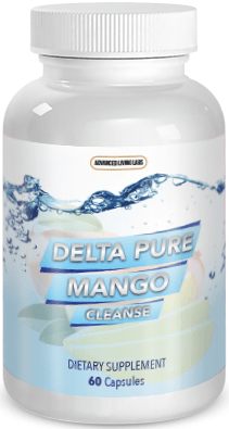 Delta Pure Mango Cleanse Review
