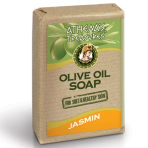 Olive Oil Soap Jasmin 100gr