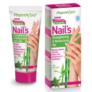 Nail´s Strengthener & Moisturising Gel 60ml
