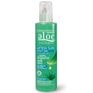 After Sun Body Gel Aloe Vera 250ml