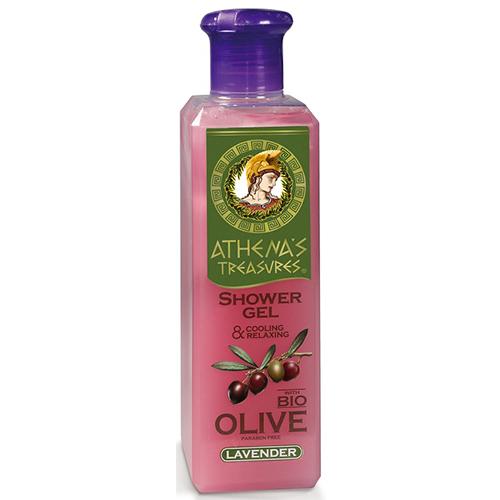 Shower Gel Lavender Relaxing 250ml