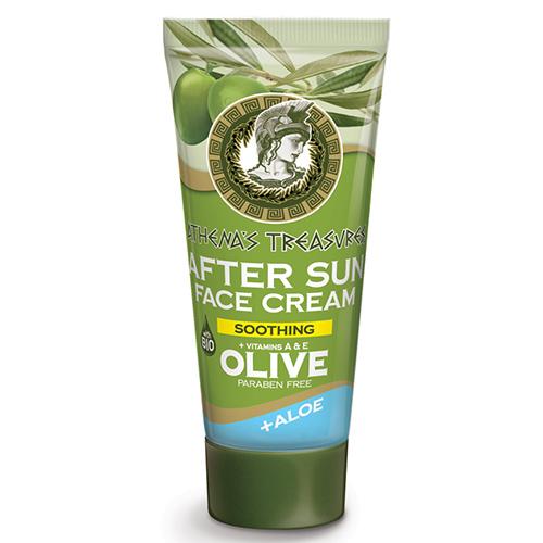 After Sun Facial Cream