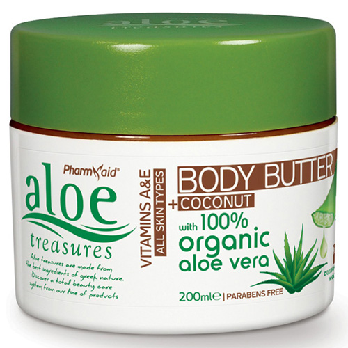 Body Butter Coconut 200ml