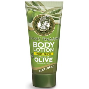 body lotion natural