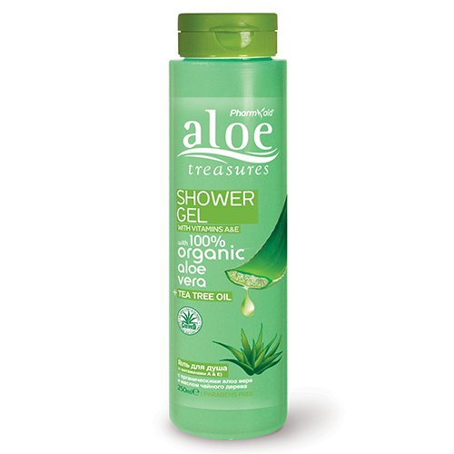 Pharmaid Aloe Shower Gel Tea tree