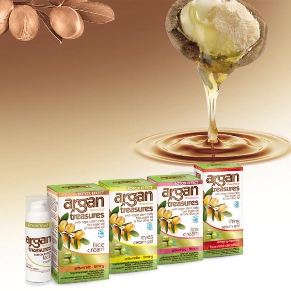 Pharmaid Argan Products Botox