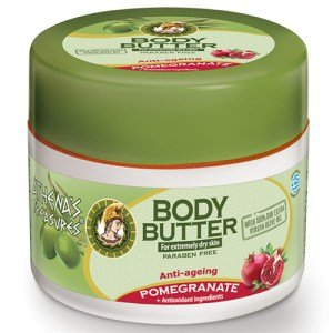 Pharmaid Athenas Treasures Body Butter Pomegranate 200ml