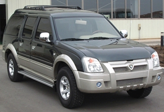 Pyeonghwa Motors Corp Car 2