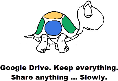 Petition to get Google to improve the performance problems of Drive on Windows 8