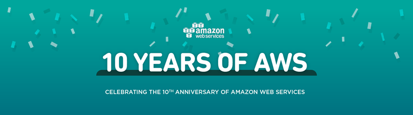 AWS is only ten years old.