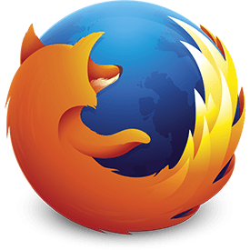 Firefox browser for internet