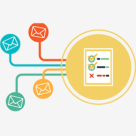 Learn when to use bulk email sending.