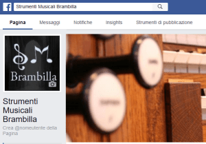 Seguiteci in Facebook!