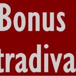 Bonus Stradivari