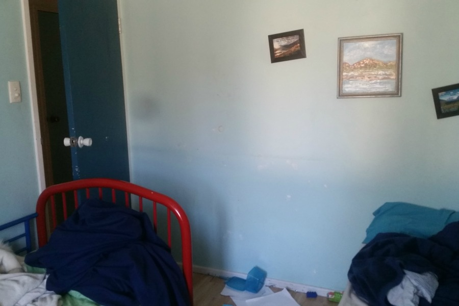 boys bedroom ideas: before