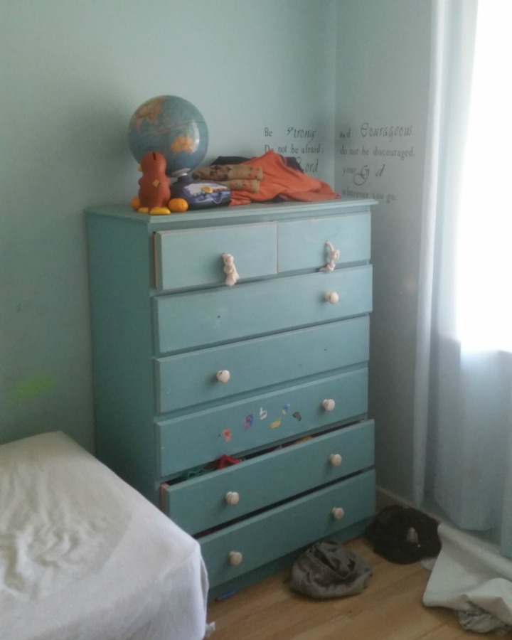 boys bedroom ideas: chest of drawers
