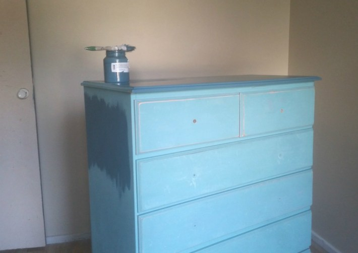 boy drawers painted