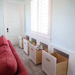 Living Room Toy Storage Furniture White Coffee Tables Ideas Organised Pretty Home In The