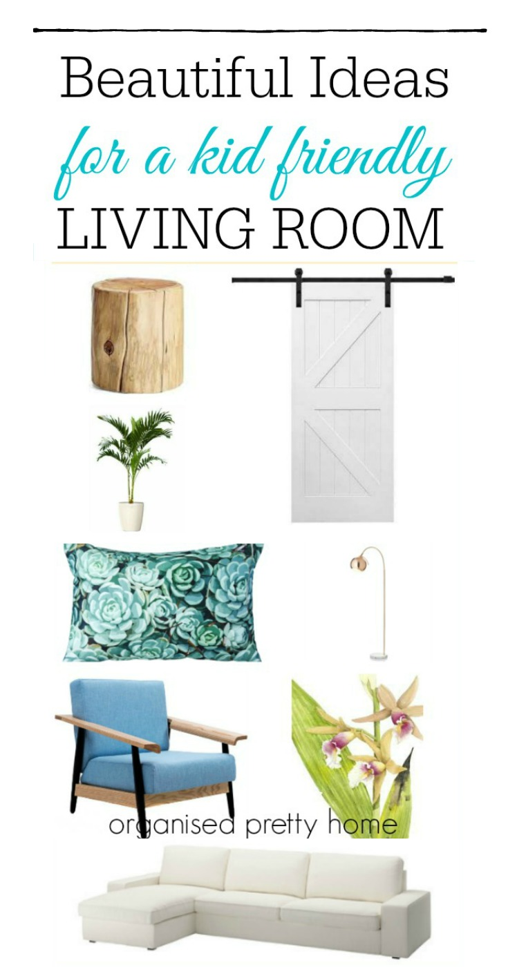 Australia One Room Challenge – The Living Room