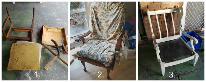 DIY reading nook chair options