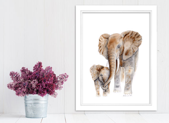 posters for toddler room or nursery