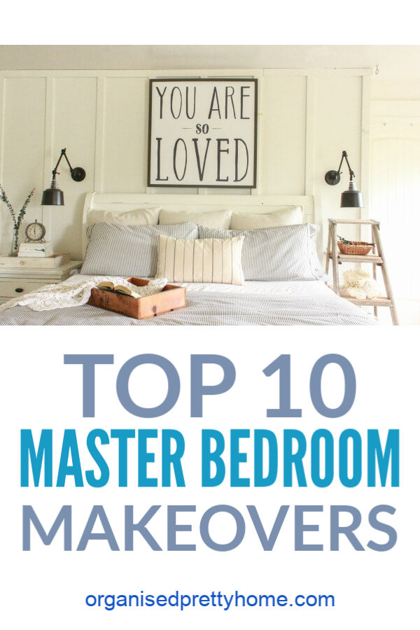 master bedroom ideas from One Room Challenge