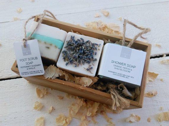 sister gift - soap