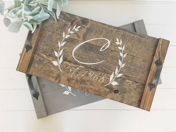 sister gift - serving tray