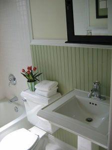 Organizando el cuarto de baño