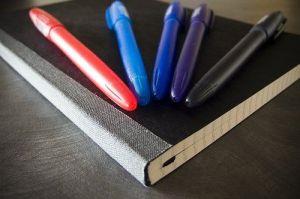 ¡Organízate con una agenda en papel!