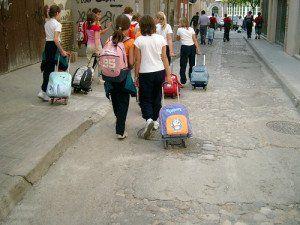 Organízate y... ¡los niños te imitarán! :)