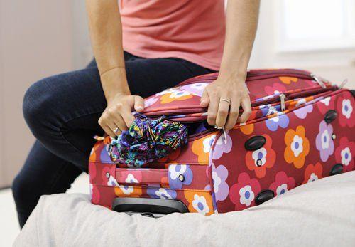 organizar valija para viajes