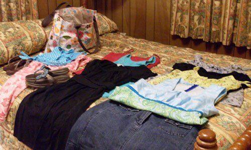 Viajes: cómo empacar cuando tienes que viajar