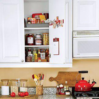 Organizar cocina en 30 minutos