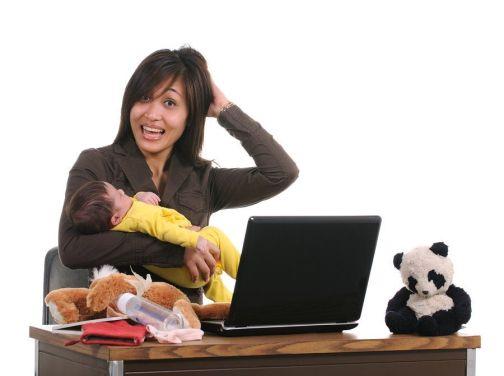 Maternidad y trabajo: como organizar prioridades