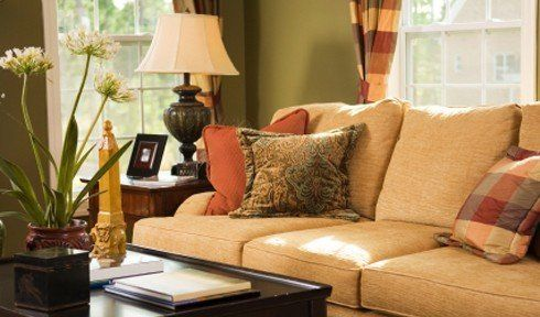 Organizar el living o sala de estar