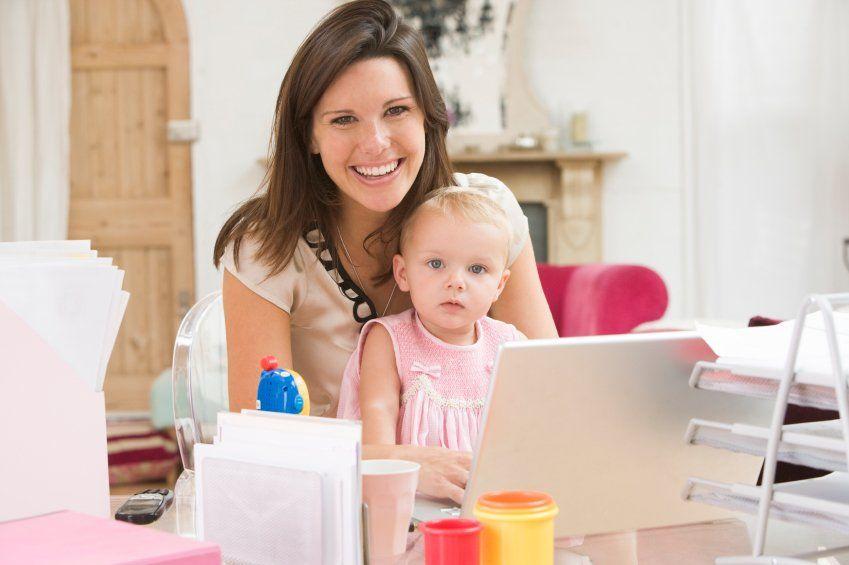 Organización personal para madres ocupadas