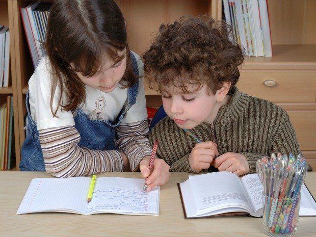 Organizar tareas niños