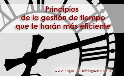 principios-gestion-tiempo-eficiente