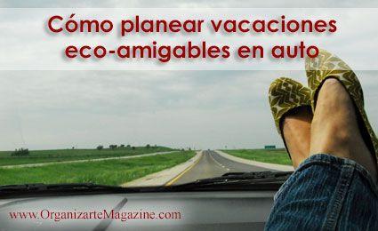 vacaciones ecoamigables en auto
