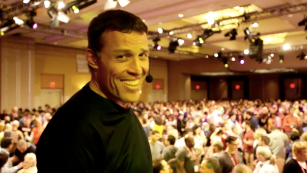 Tony Robbins 2016: Cita con el Destino - A Date With Destiny